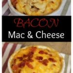 Bacon Mac and Cheese Cup