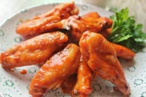 Ultimate Smoked Buffalo Chicken Wings 3