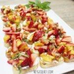 Strawberry Bruschetta and Honey Mascarpone 1 heygrillhey.com