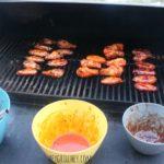 Sauced Beer Brine Chicken Wings