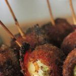 Brown Sugar Bacon Brussels Sprout Bites