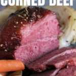 Home Cured Corned Beef