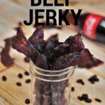 Sweet Java Beef Jerky