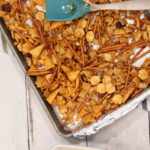Sweet & Spicy Smoked Snack Mix