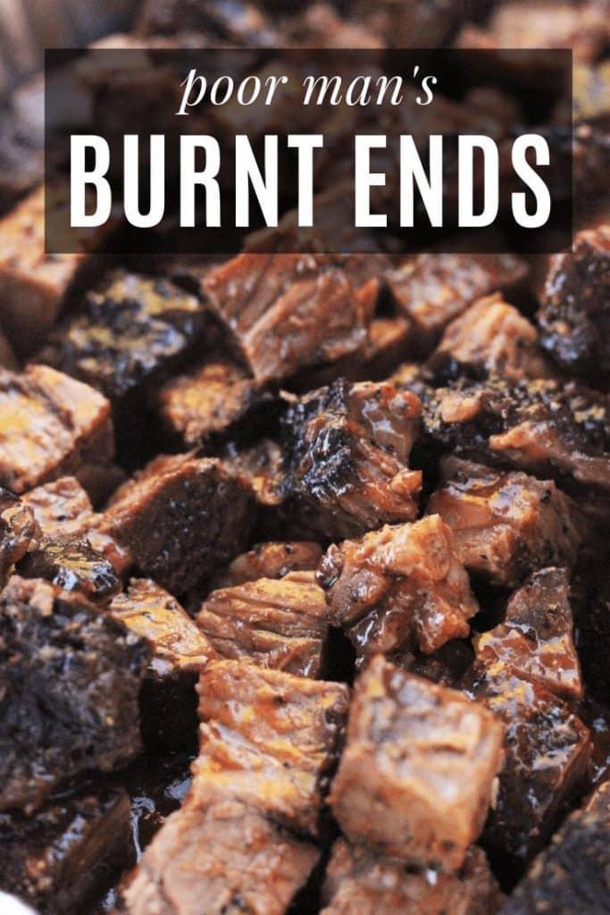 poor man's burnt ends.