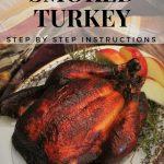 Smoked Turkey Recipe and Video