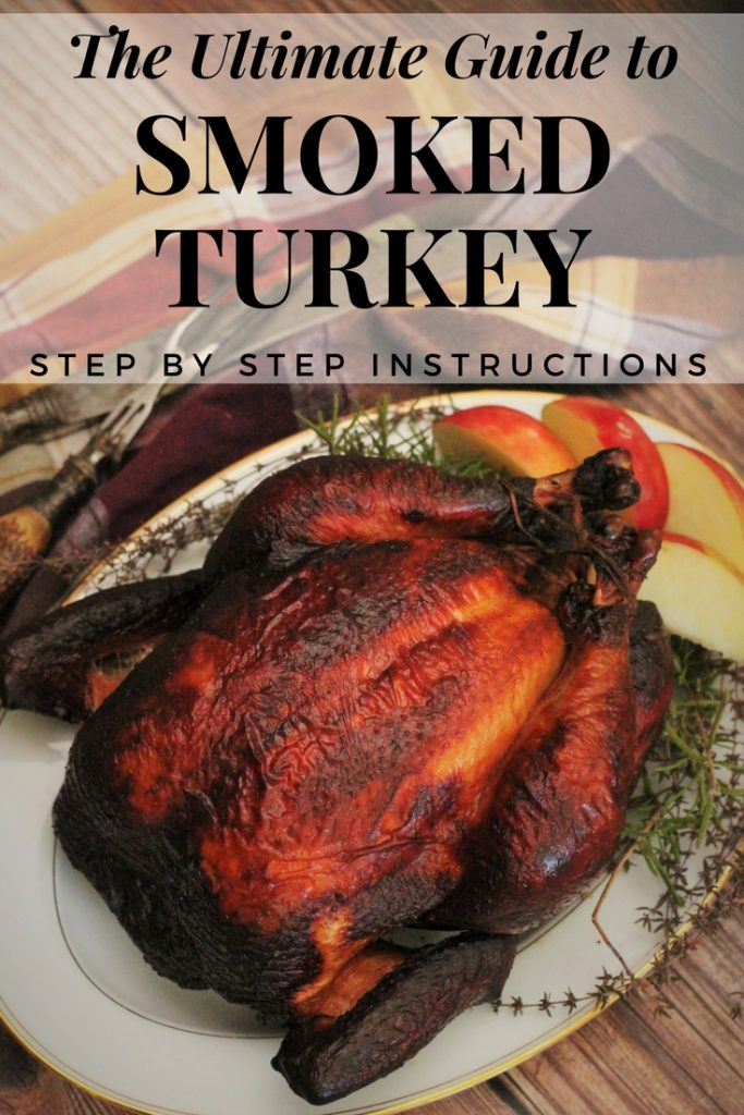 The Ultimate Guide to Smoked Turkey: Step By Step Instructions