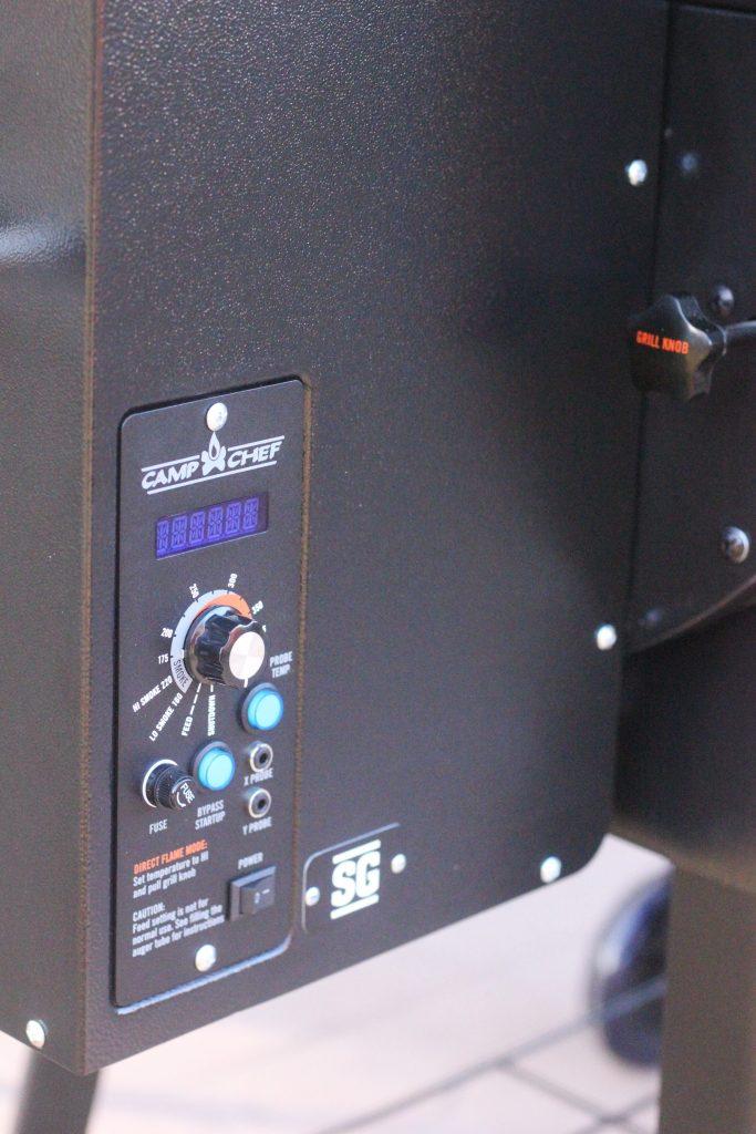 SmokePro SG Controller