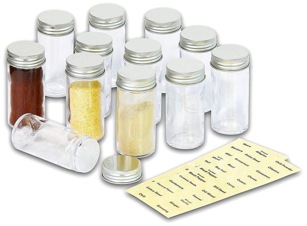 seasoning jars product image.